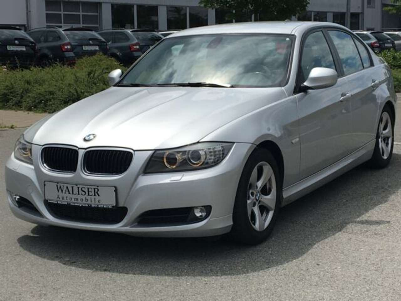 Autos nach BMW 3-Series 320d EDE