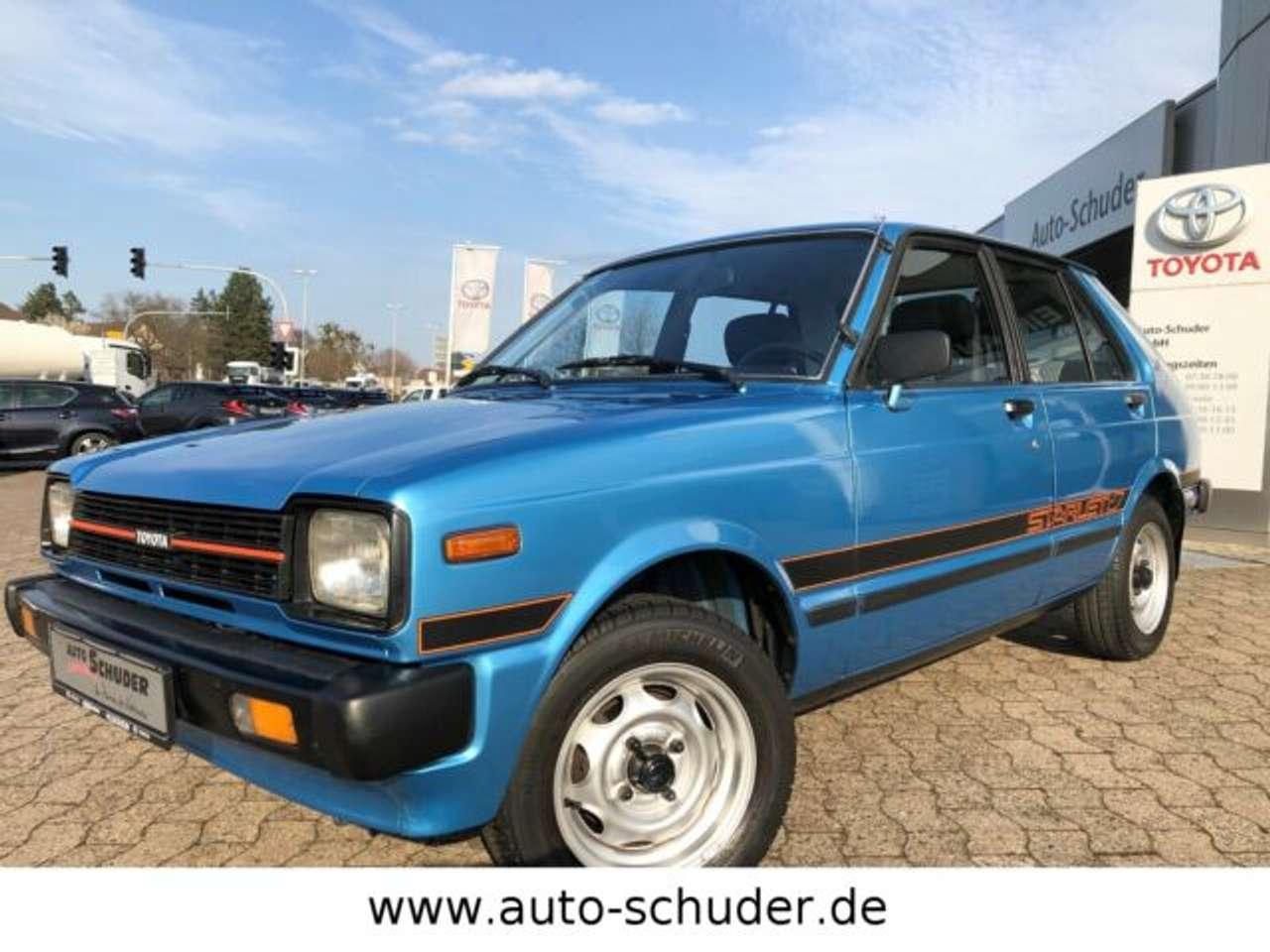 Autos nach Toyota Starlet 1.5 XL Diesel