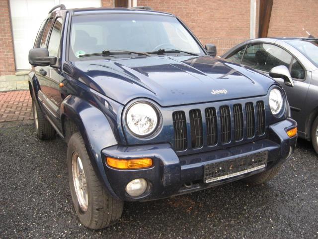 Autos nach Jeep Cherokee 2.5 CRD