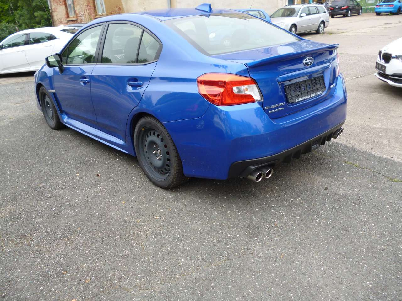 Autos nach Subaru Impreza