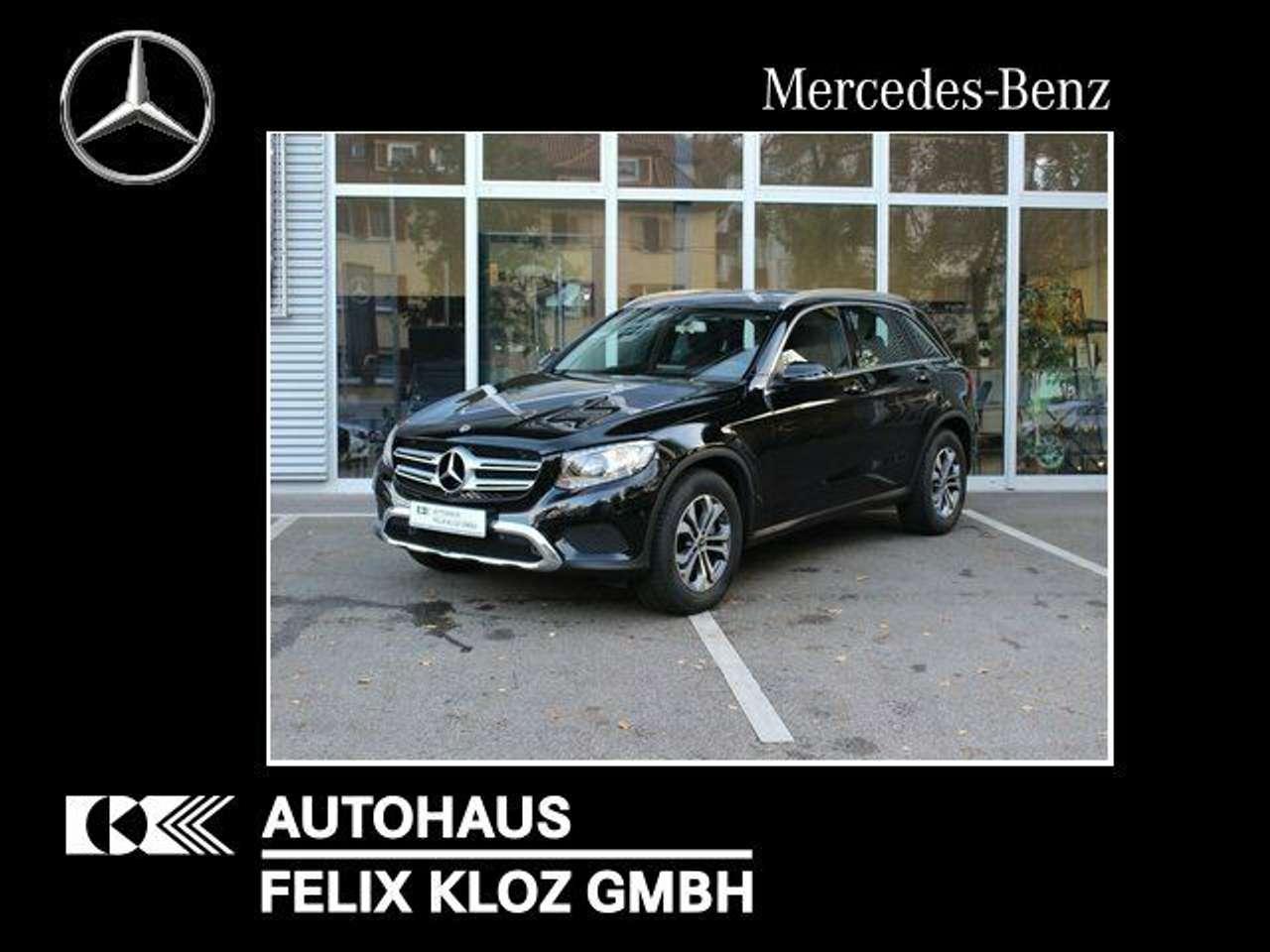 Used Mercedes Benz Glc-Class