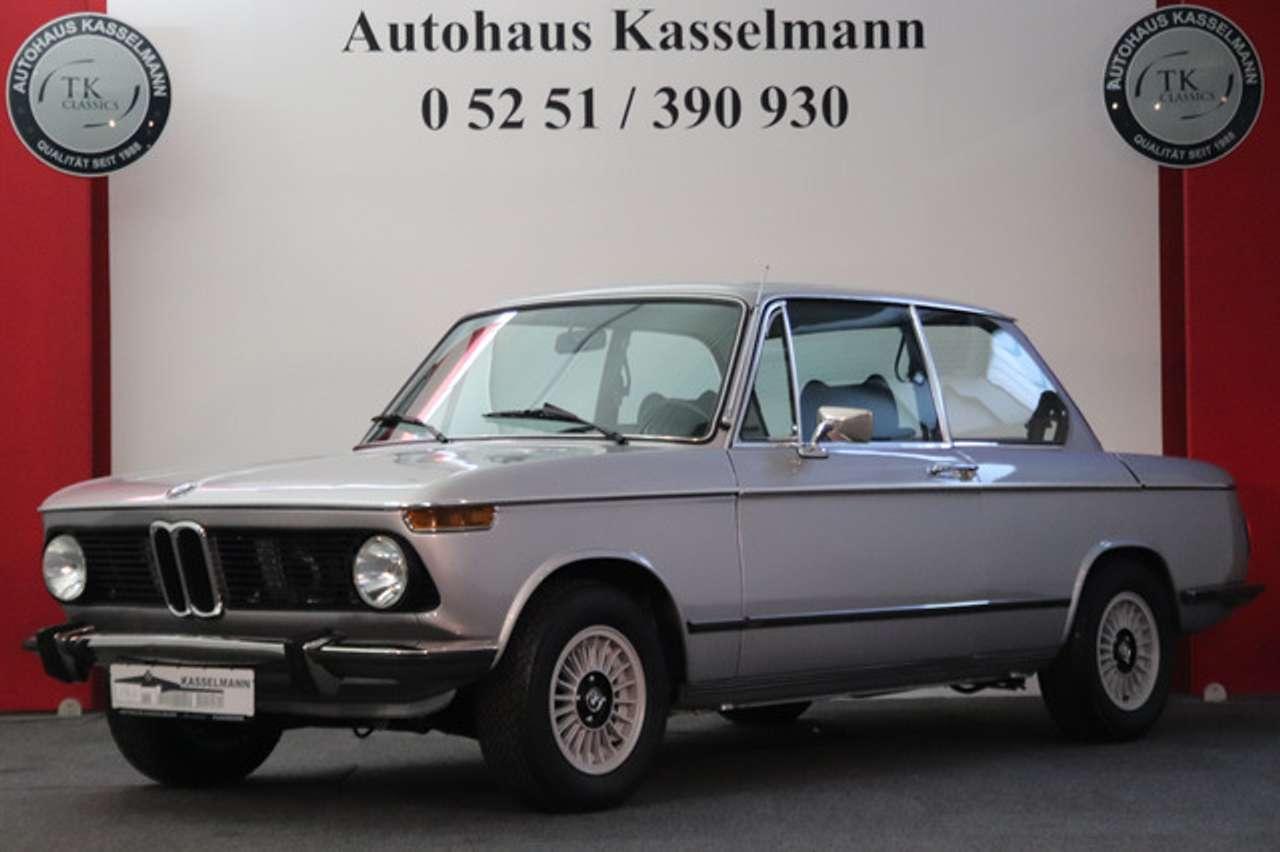 Autos nach BMW New Class