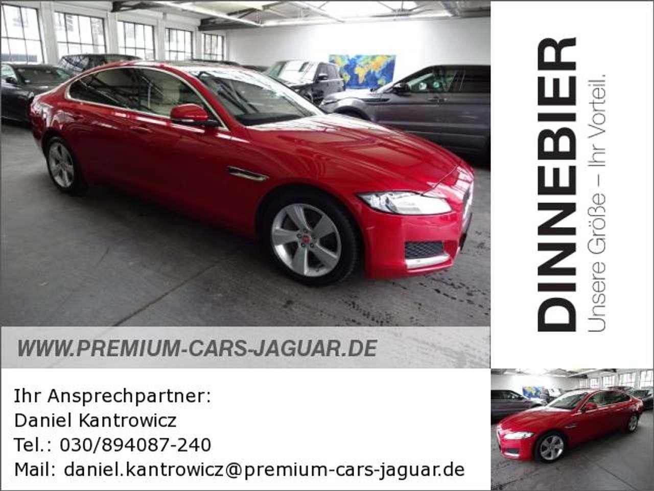 Autos nach Jaguar XF 35t