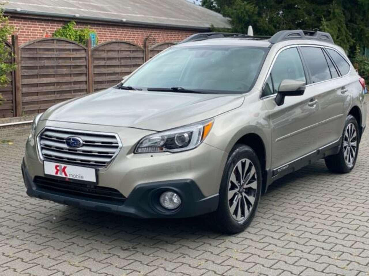 Autos nach Subaru Legacy Outback 3.6R
