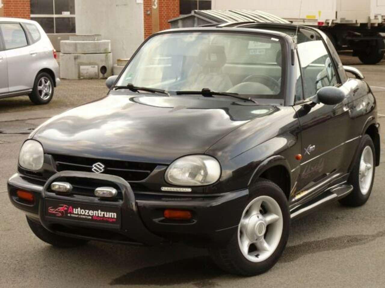Autos nach Suzuki Vitara Cabrio