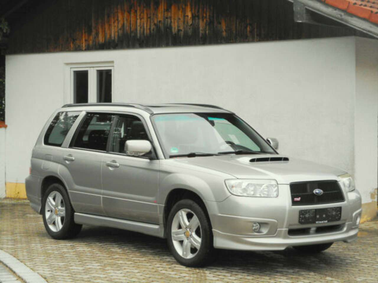 Autos nach Subaru Forester 2.5 XT Turbo