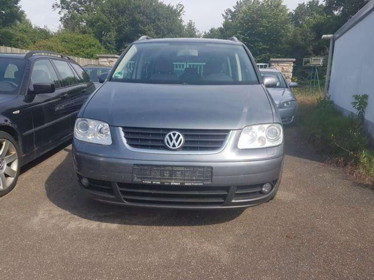 Autos nach Volkswagen Touran