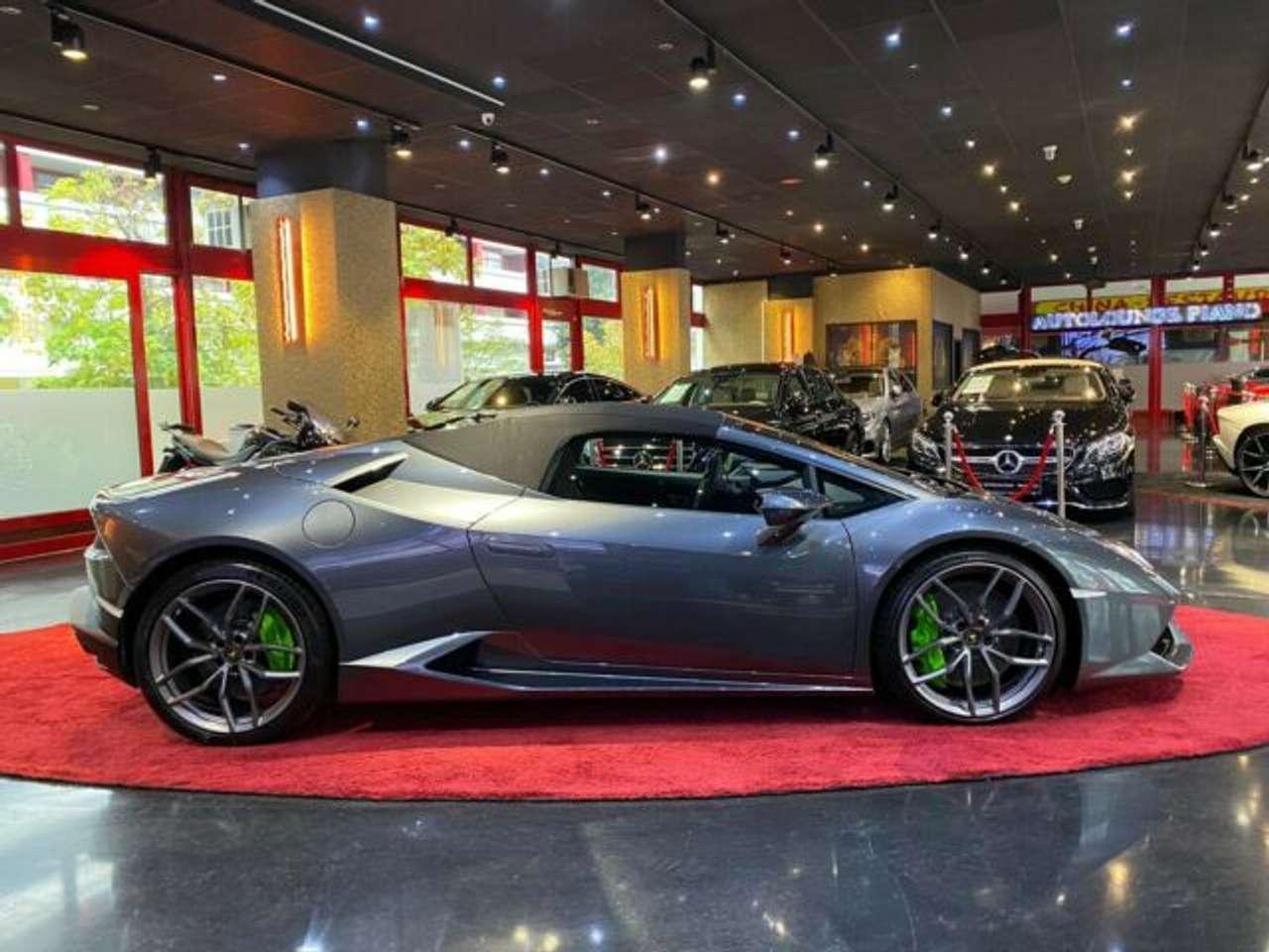 Autos nach Lamborghini Huracán
