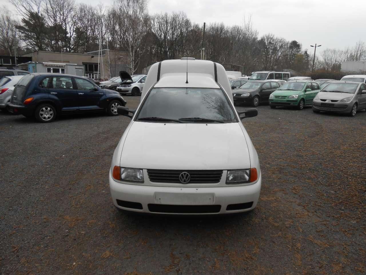 Autos nach Volkswagen Polo 64 Diesel