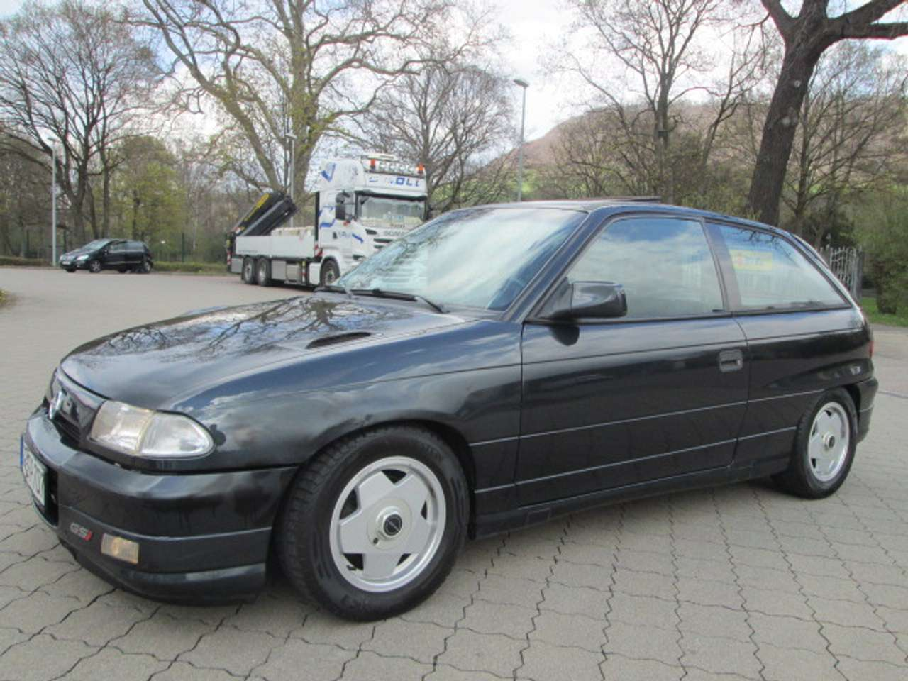 Autos nach Opel Astra GSI