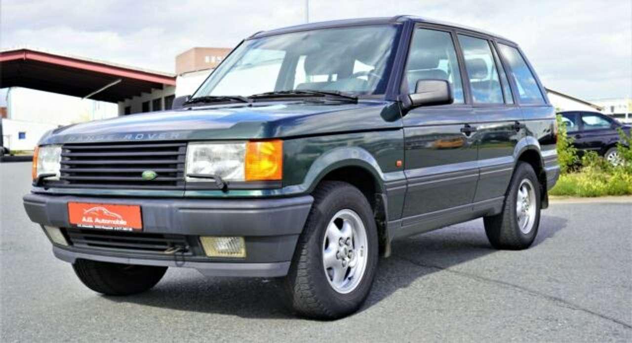 Autos nach Land Rover Range Rover 4.6 V8