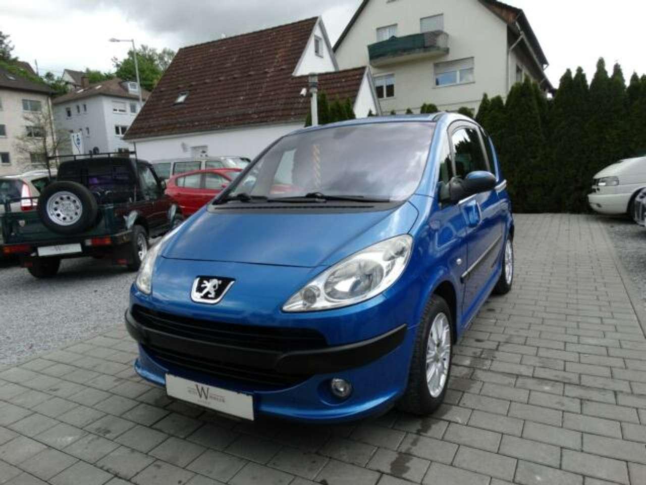 Autos nach Peugeot 1007