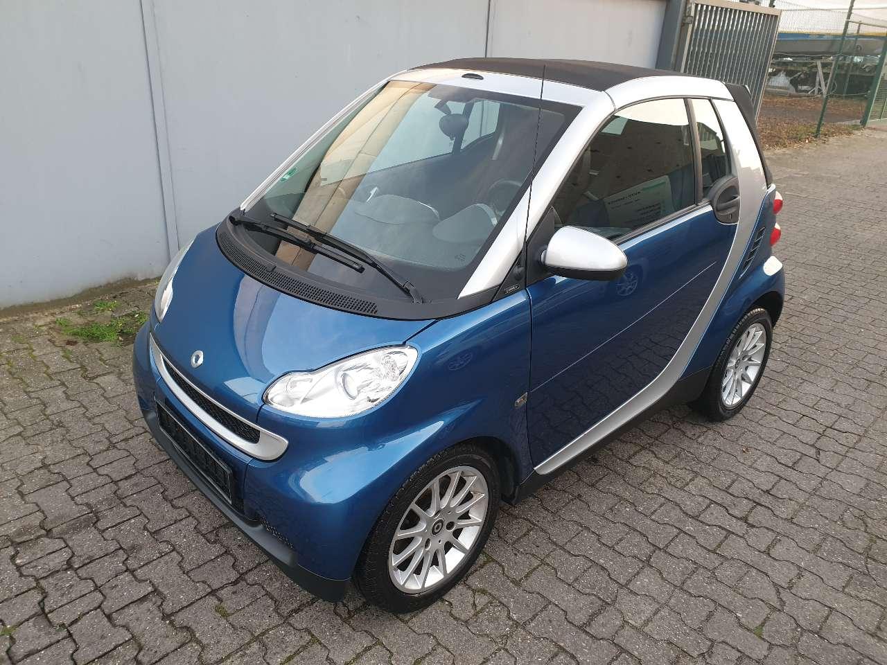 Autos nach Smart Fortwo Cabrio cdi