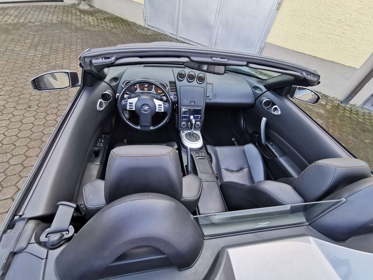 Autos nach Nissan 350Z
