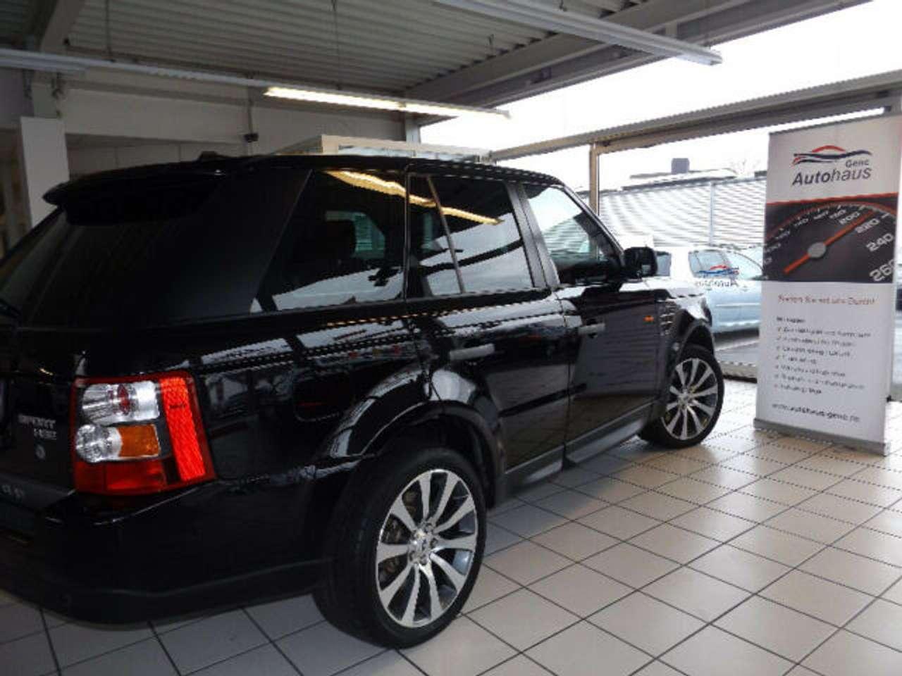 Autos nach Land Rover Range Rover Sport