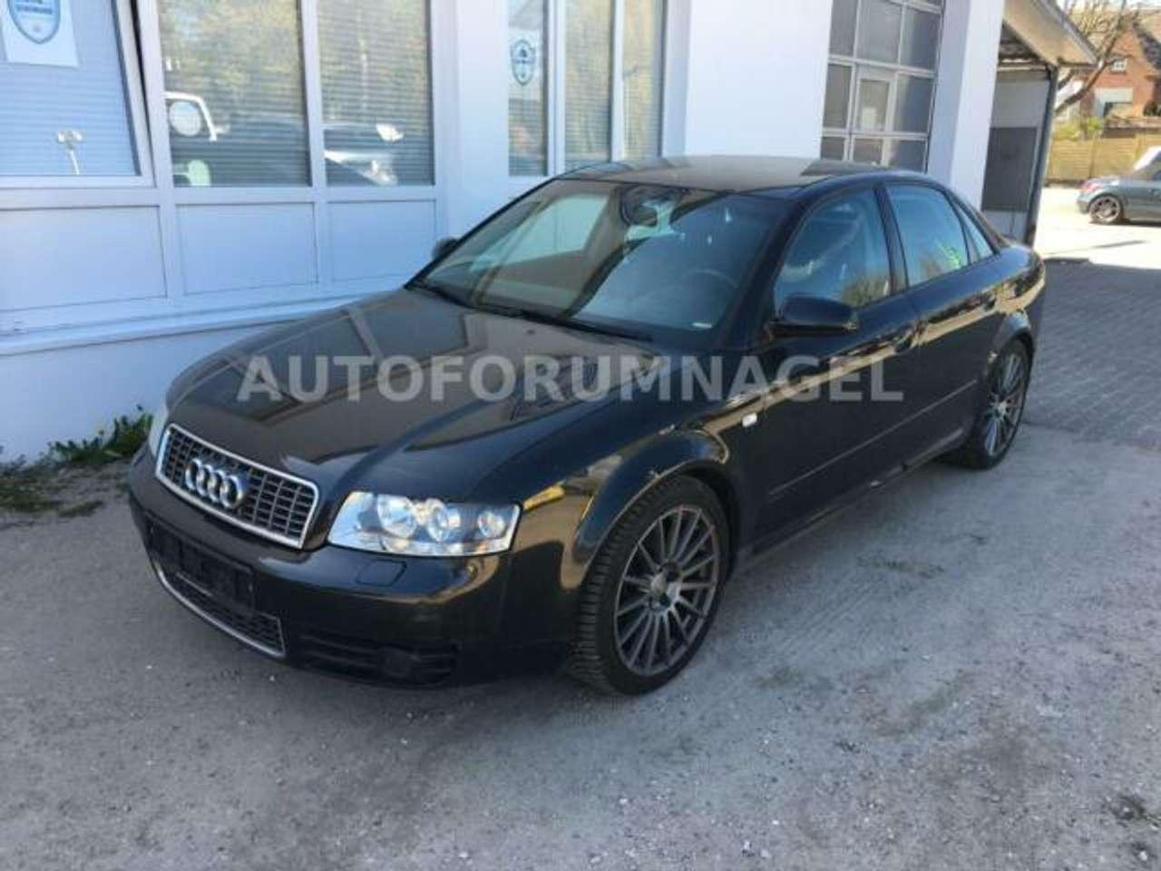 Autos nach Audi A4 3.0 quattro