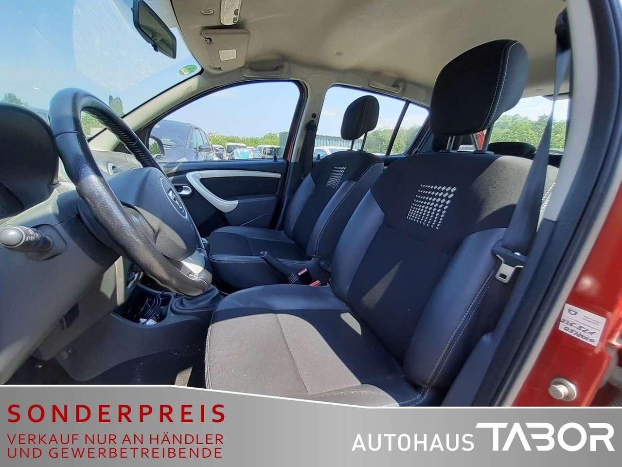 Autos nach Dacia Sandero