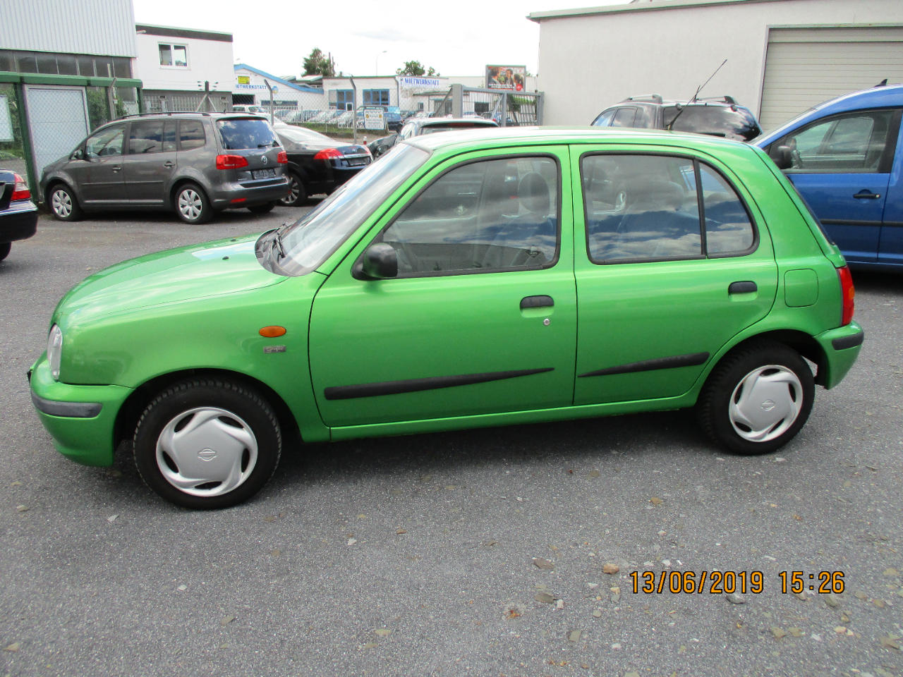 Autos nach Nissan Micra