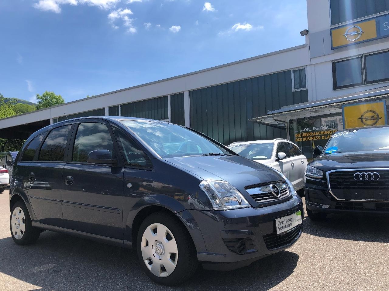 Used Opel Meriva 1.4