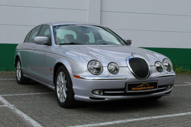 Autos nach Jaguar S-Type