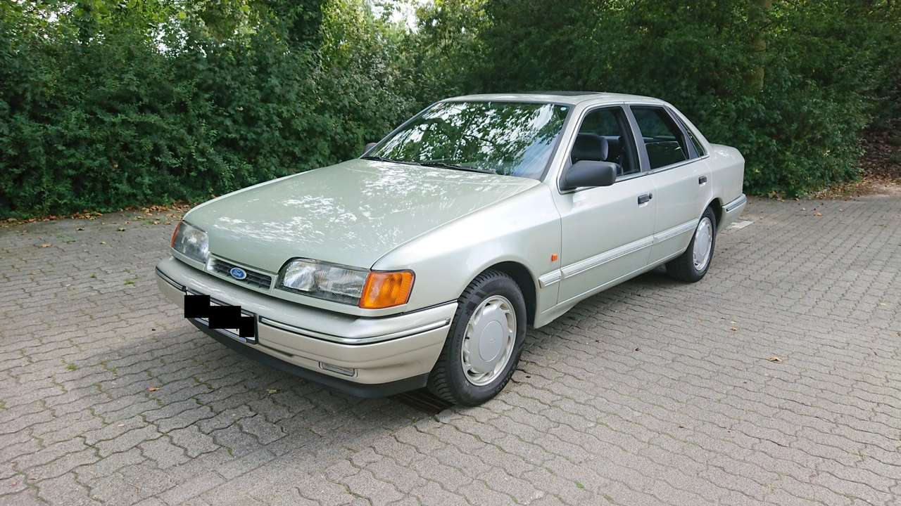 Autos nach Ford Scorpio 2.0i Kat CL, CLX, Ghia