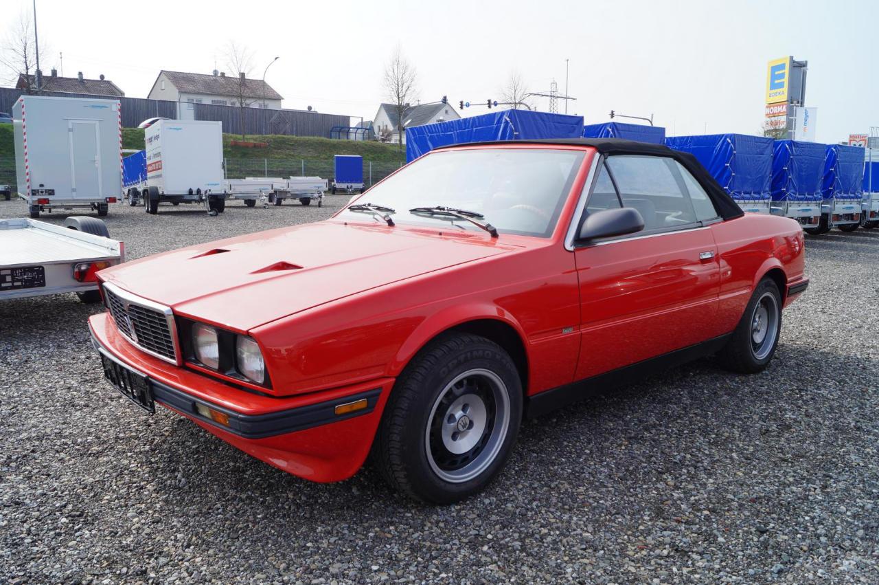 Autos nach Maserati Biturbo