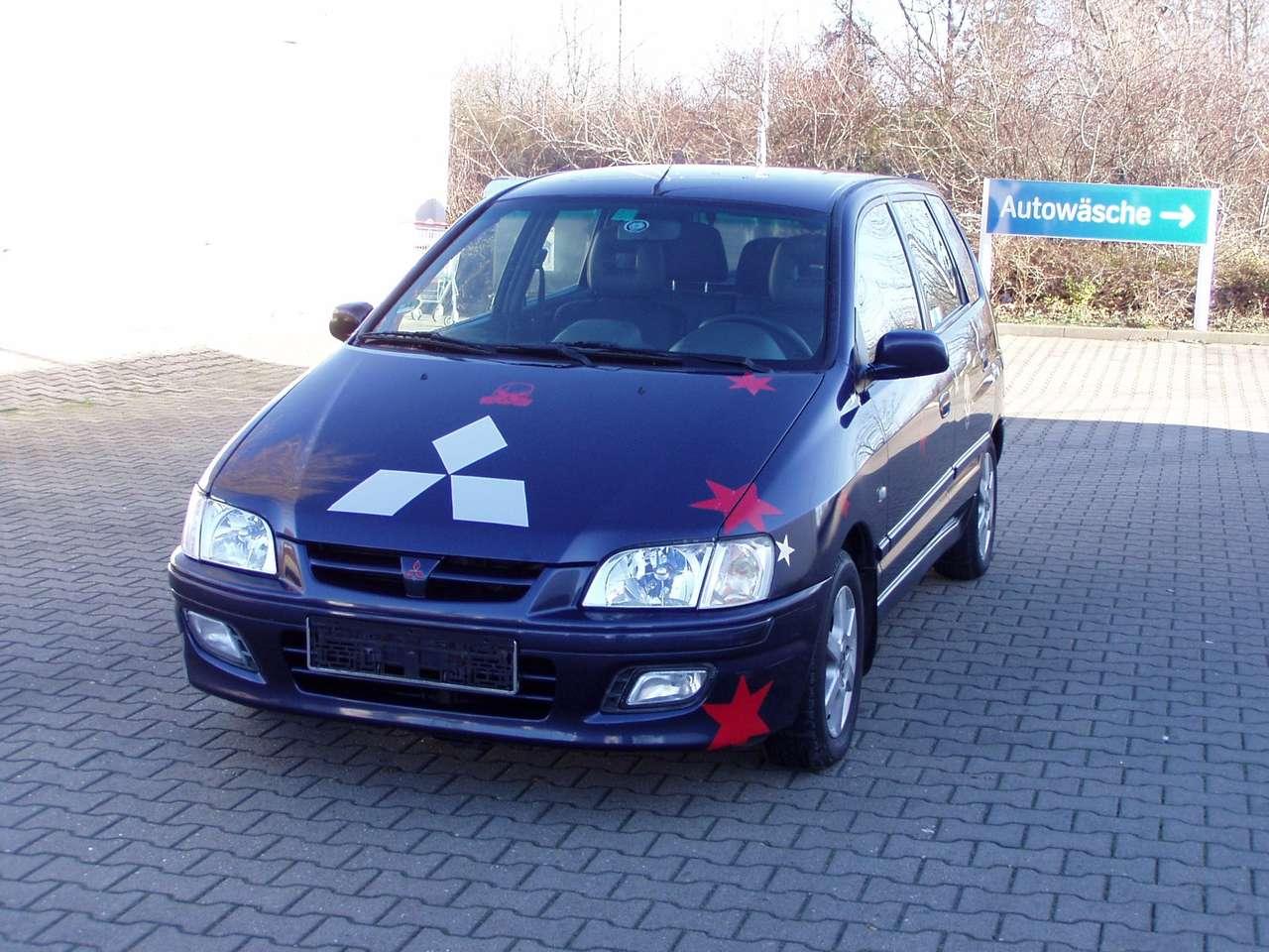 Autos nach Mitsubishi Space Star GDI 1800