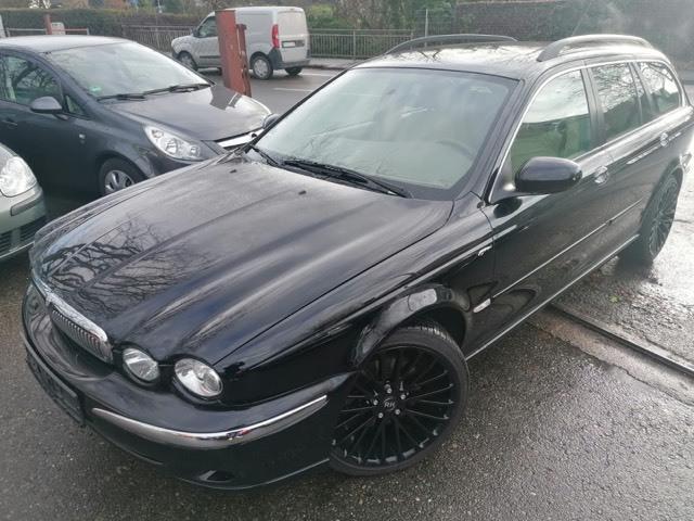 Autos nach Jaguar X-Type Estate 2.5 V6