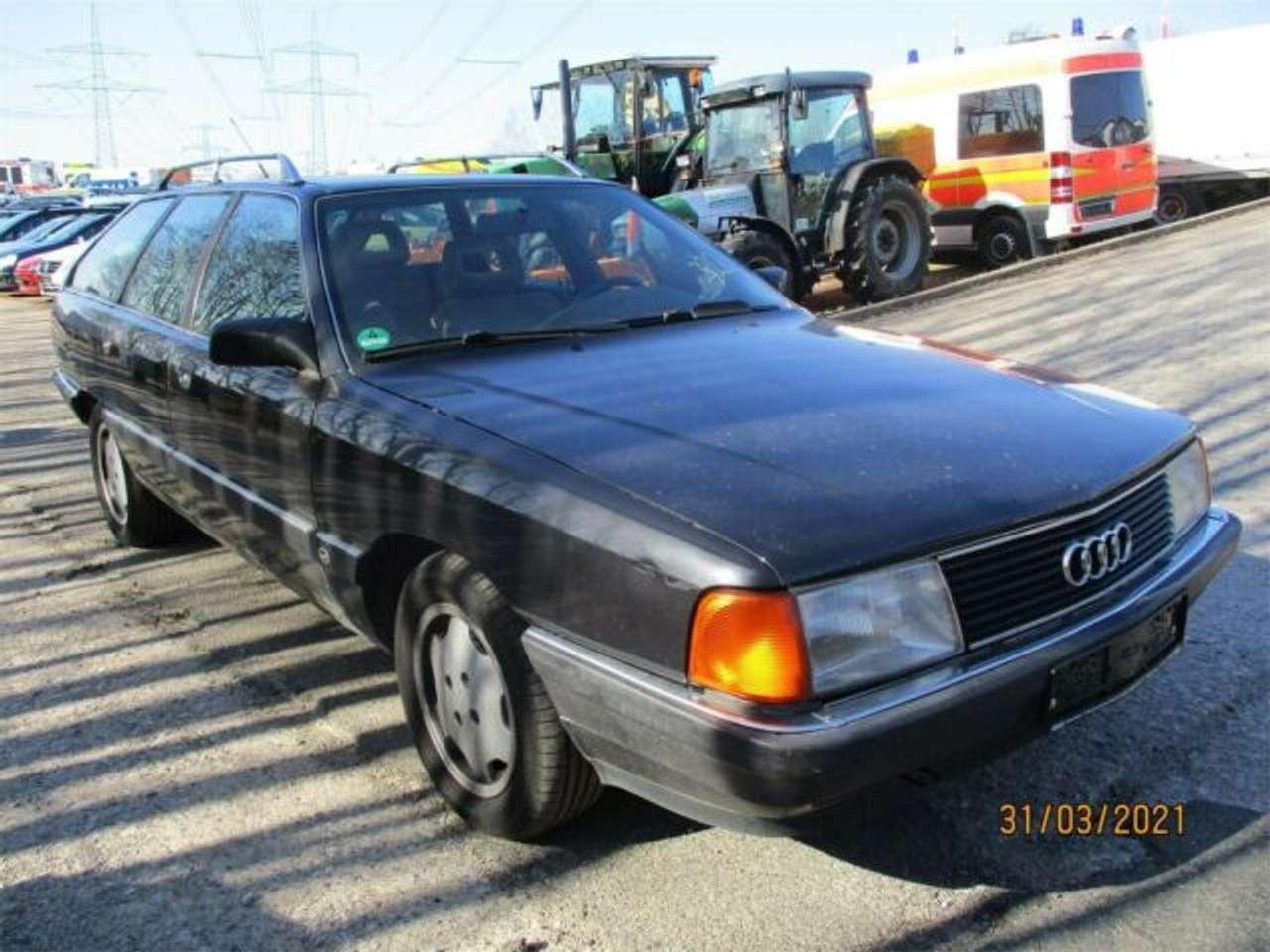 Autos nach Audi 100 100 Avant