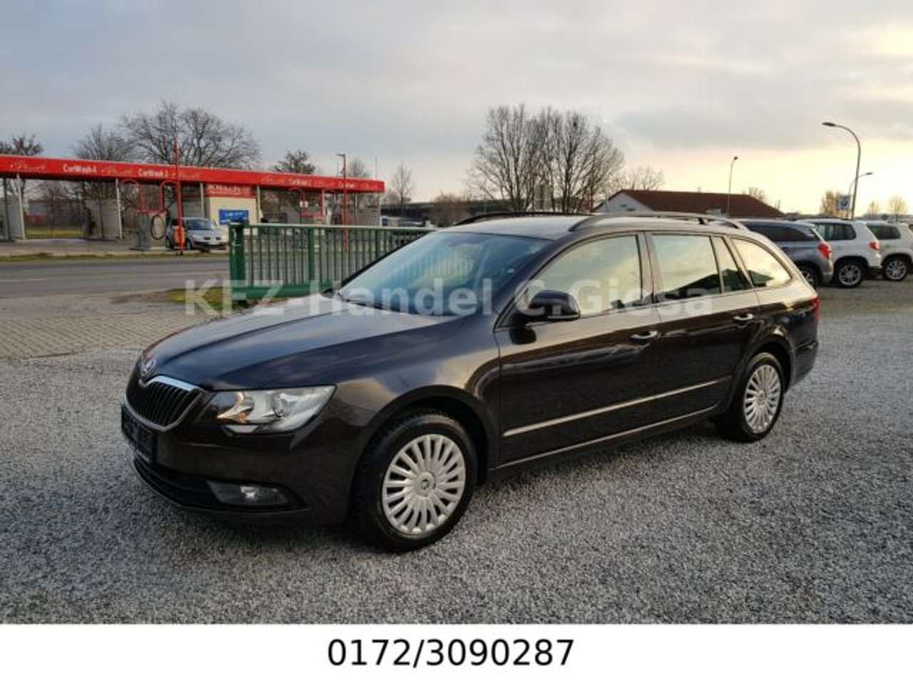 Autos nach Skoda Superb Combi 1.4 TSI
