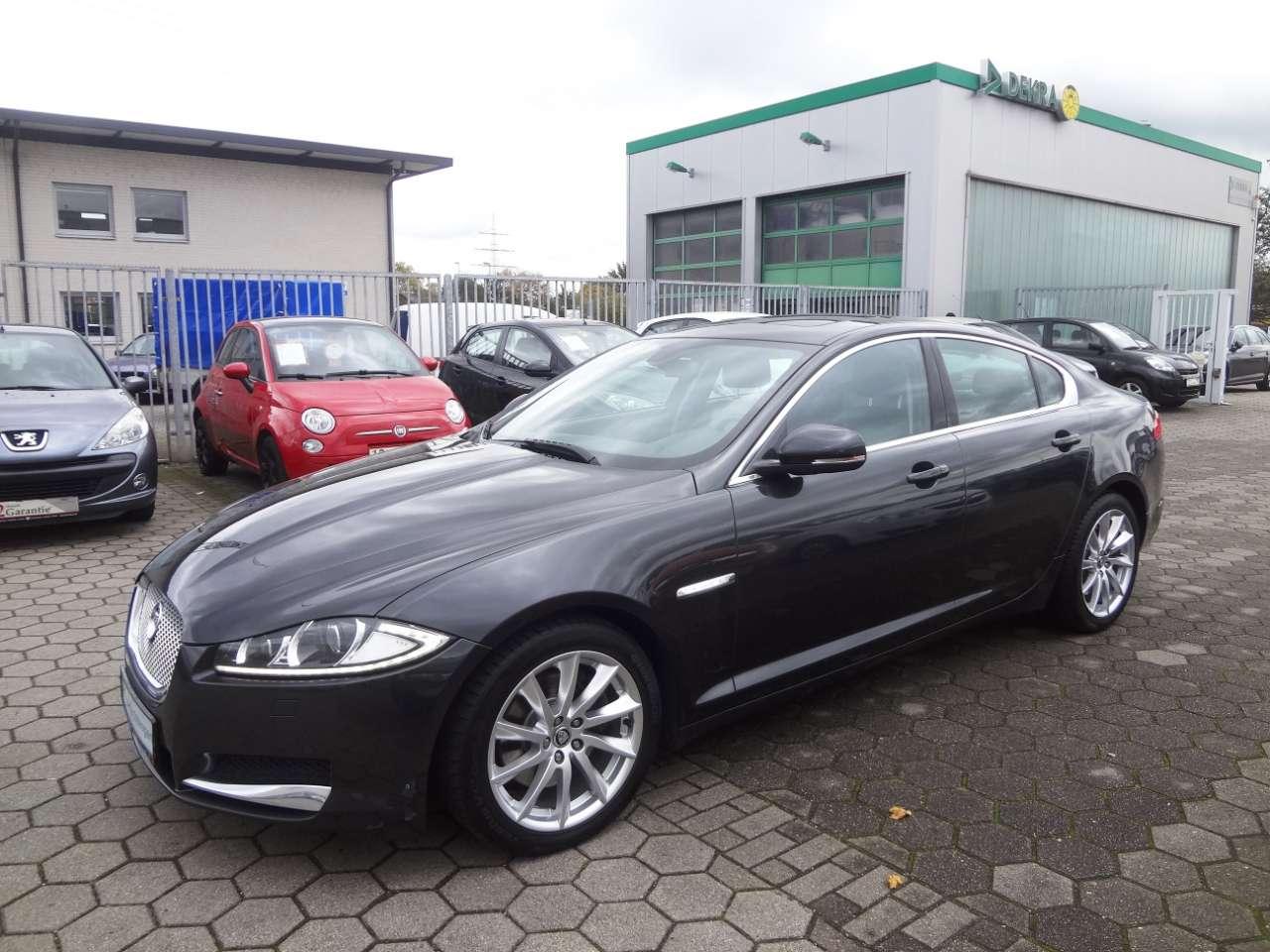 Autos nach Jaguar XF 3.0 V6 Diesel