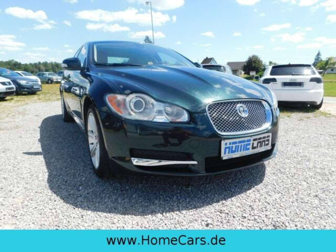 Autos nach Jaguar XF 2.7 Diesel