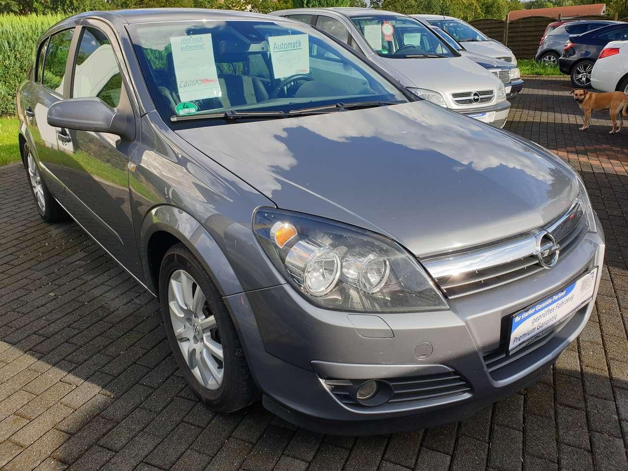 Autos nach Opel Astra 1.8 16V