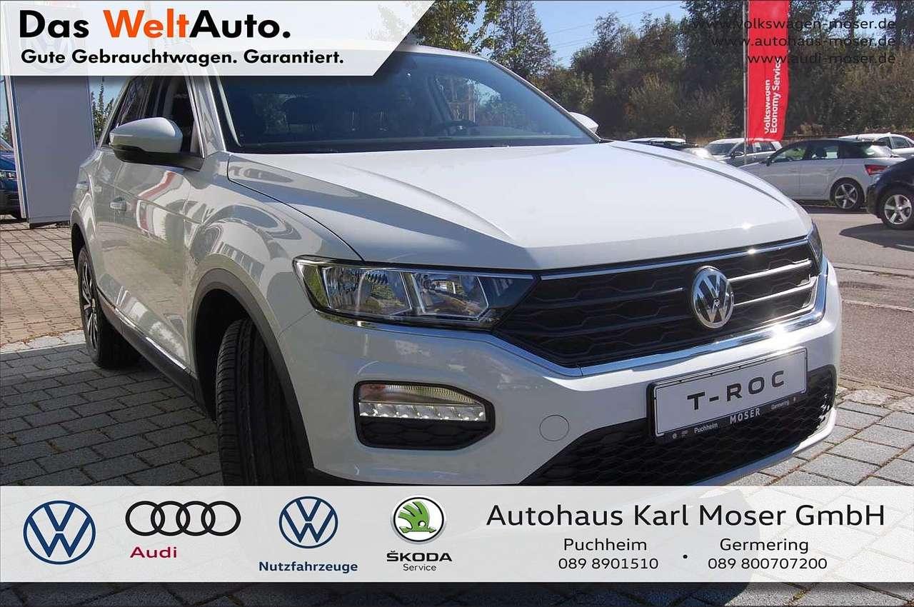 Autos nach Volkswagen T-Roc