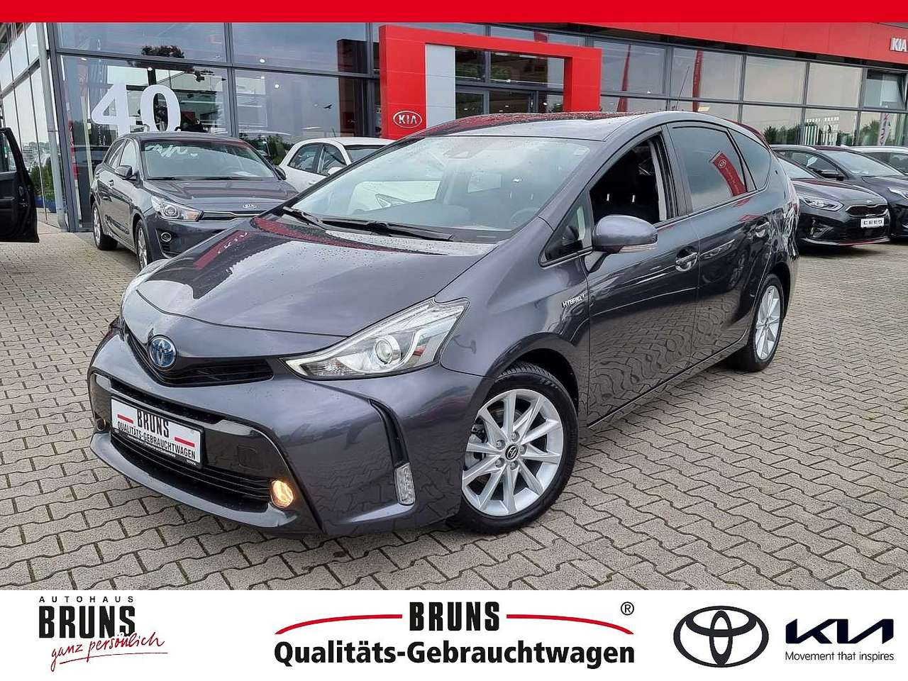 Autos nach Toyota Prius Plug-in Hybrid
