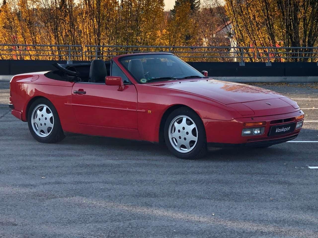 Autos nach Porsche 944