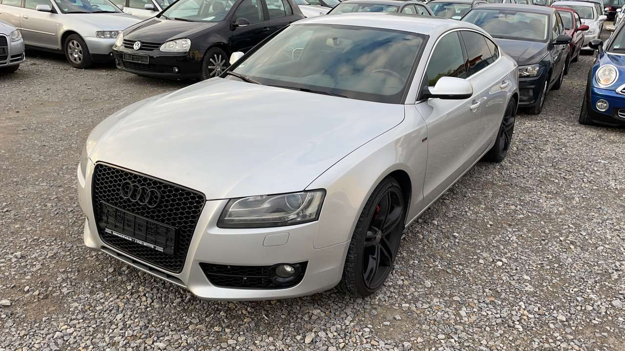 Autos nach Audi A5 Sportback 2.0 TFSI quattro