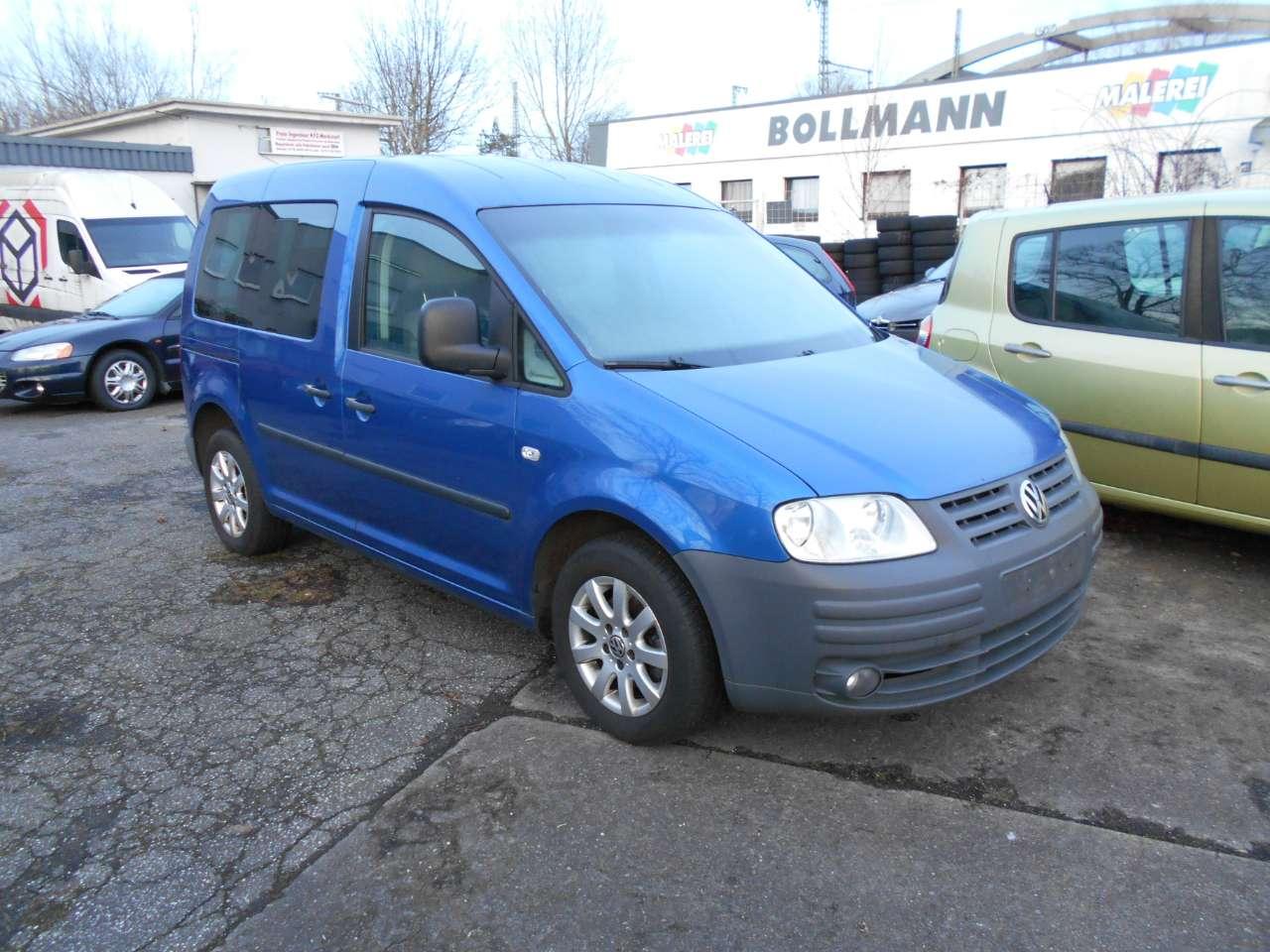 Autos nach Volkswagen Caddy Life 1.9 TDI