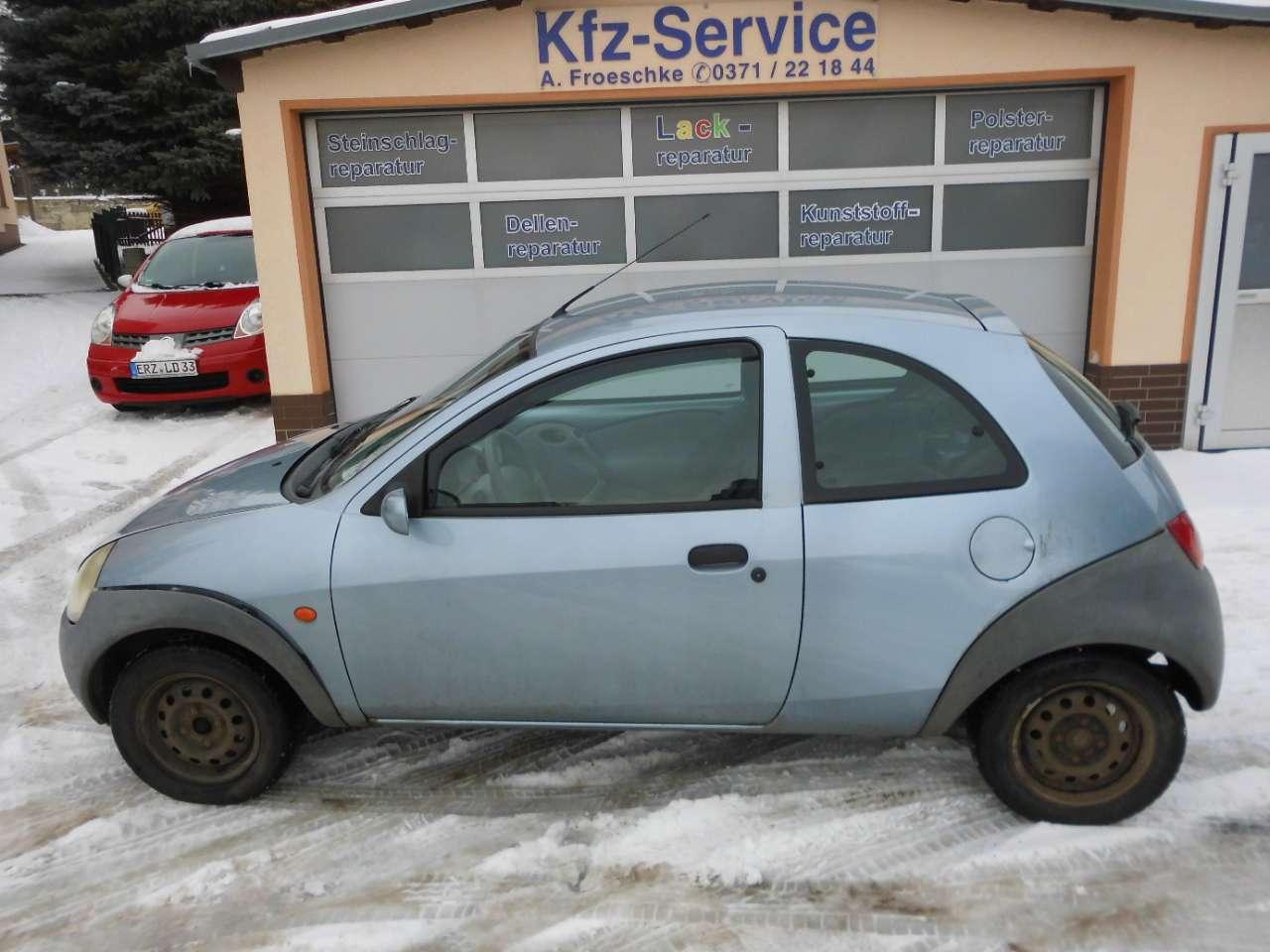 Autos nach Ford Ka