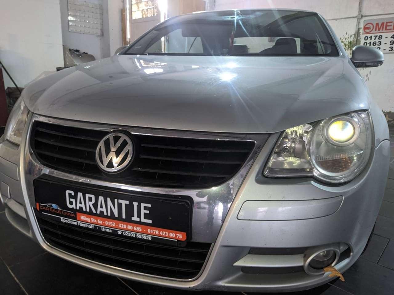 Autos nach Volkswagen Eos 2.0 TFSI