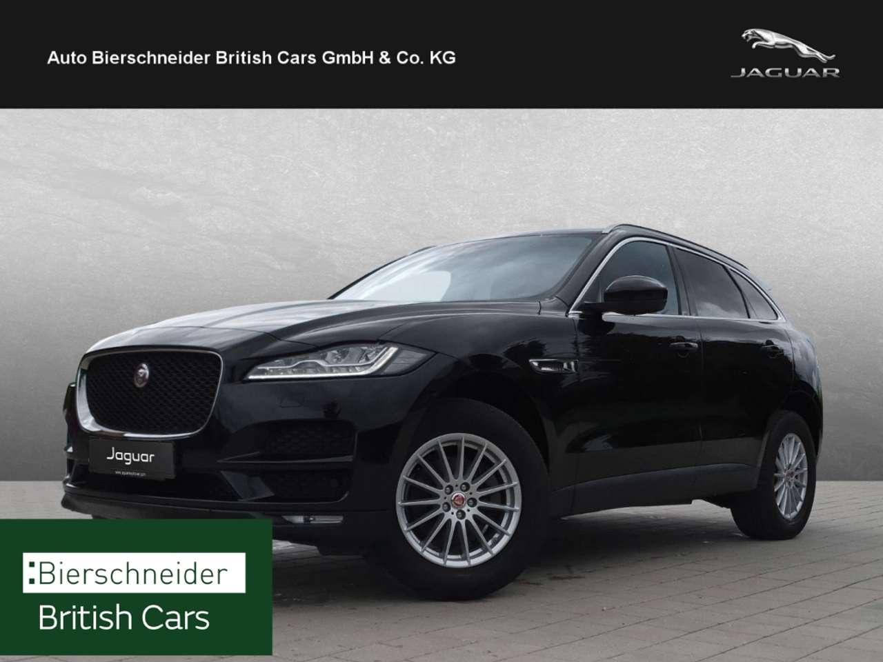Autos nach Jaguar F-Pace 20d