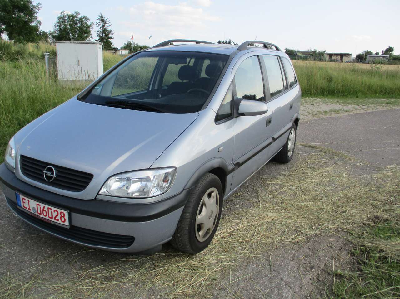 Autos nach Opel Zafira 1.8