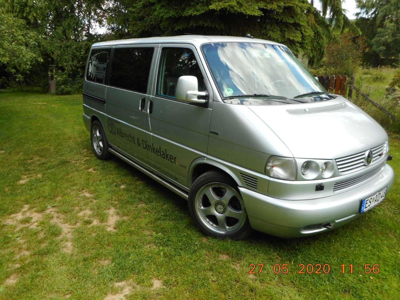 Autos nach Volkswagen T4 Caravelle Multivan 2.8 V6