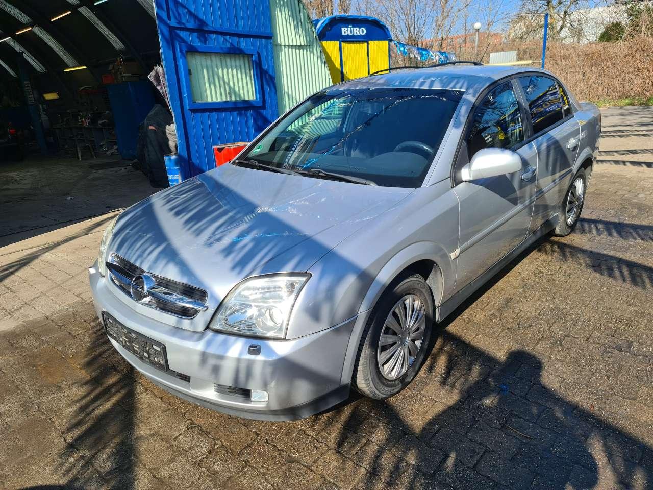 Autos nach Opel Vectra 2.2