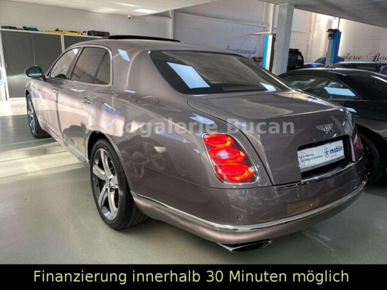 Autos nach Bentley New Mulsanne-based
