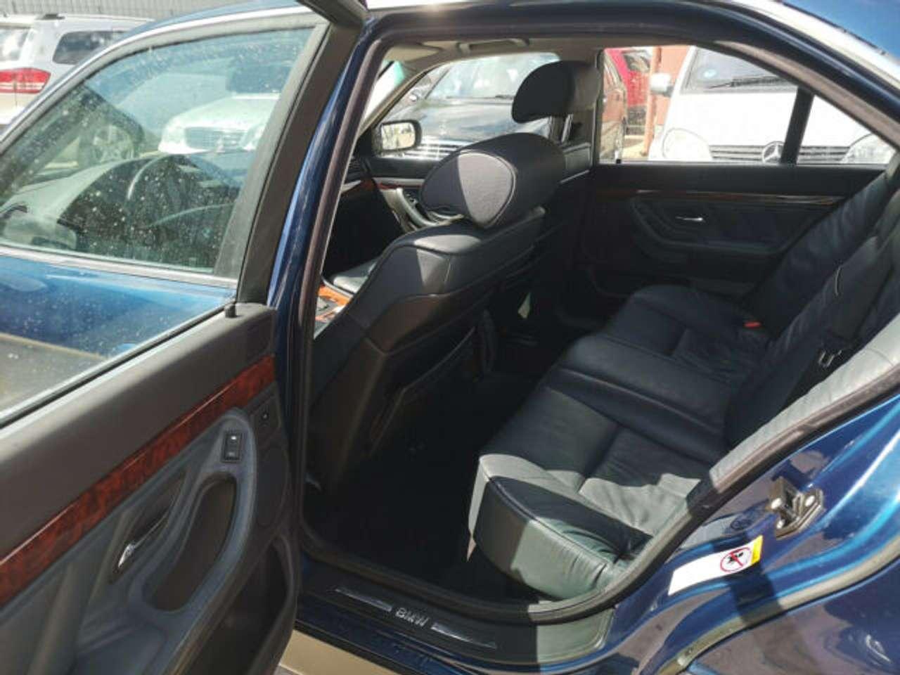 Autos nach BMW 7-Series 740d