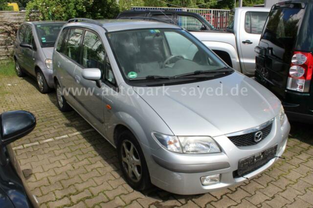 Autos nach Mazda Premacy