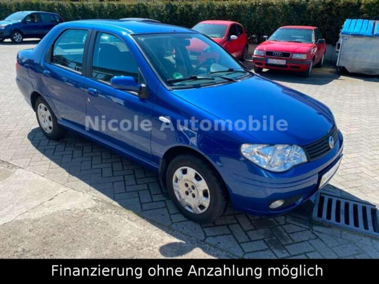 Autos nach Fiat Albea