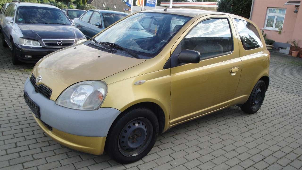 Autos nach Toyota Yaris 1