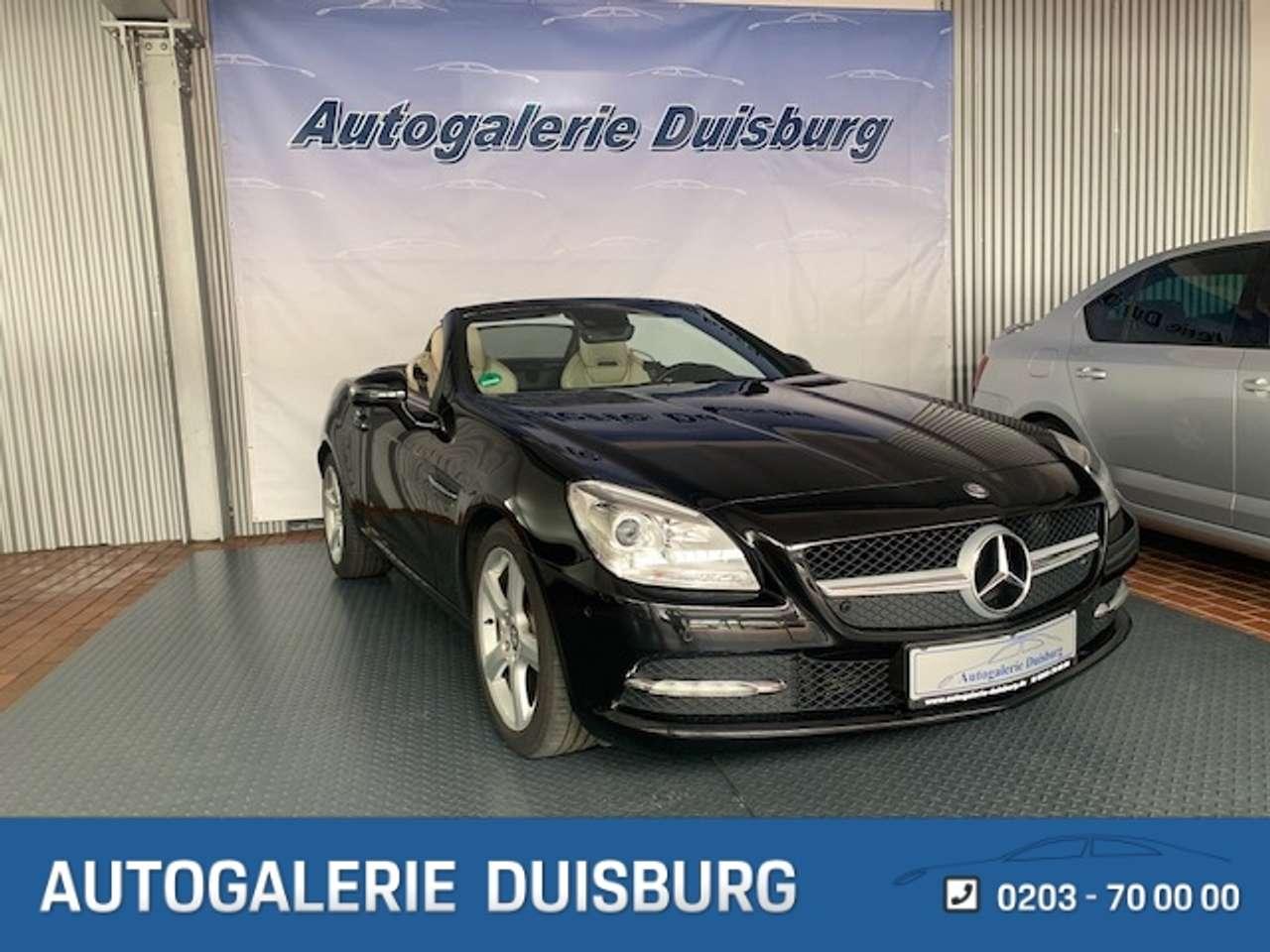 Used Mercedes Benz Slk-Class 200
